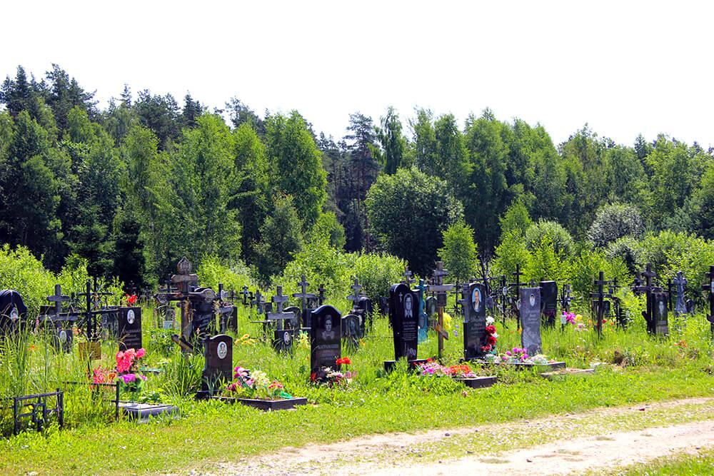 Новое Ногинское кладбище. Фото 8
