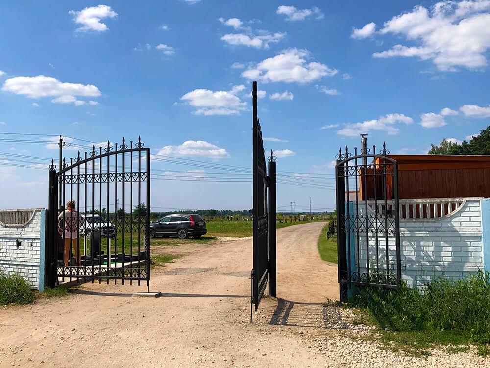 Новое Обуховское кладбище. Фото 1