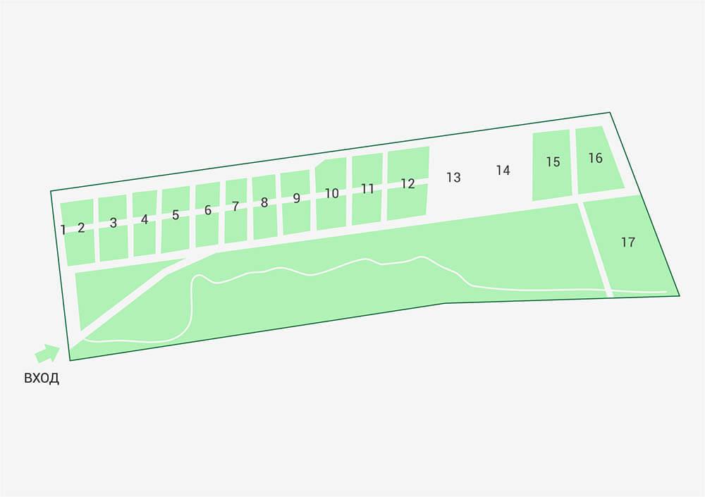 Новое Обуховское кладбище схема расположения участков