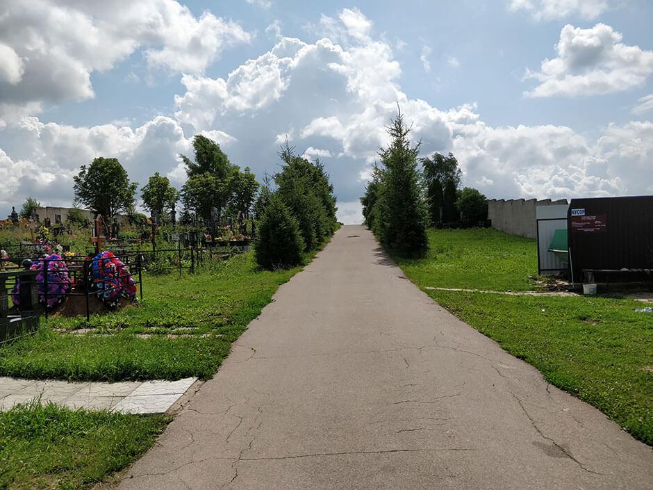 Ново-Ямское кладбище. Фото 2