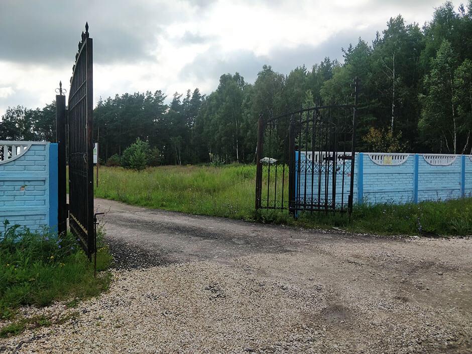 Обуховское кладбище. Фото 2