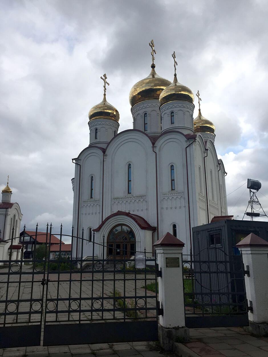 Орловское кладбище. Фото 1