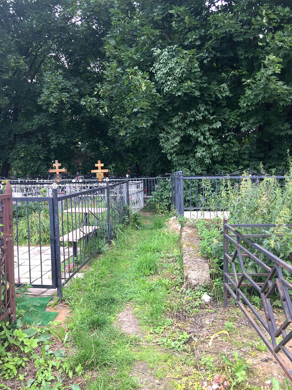 Орловское кладбище. Фото 2