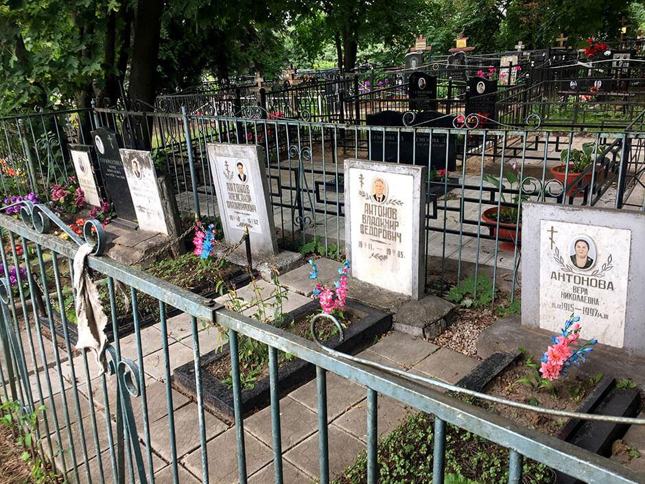 Орловское кладбище. Фото 3