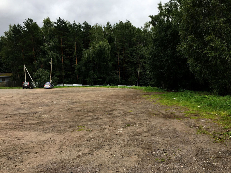 Осташковское кладбище. Фото 4