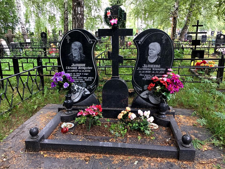Осташковское кладбище. Фото 7