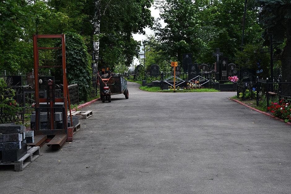 Перовское кладбище. Фото 4