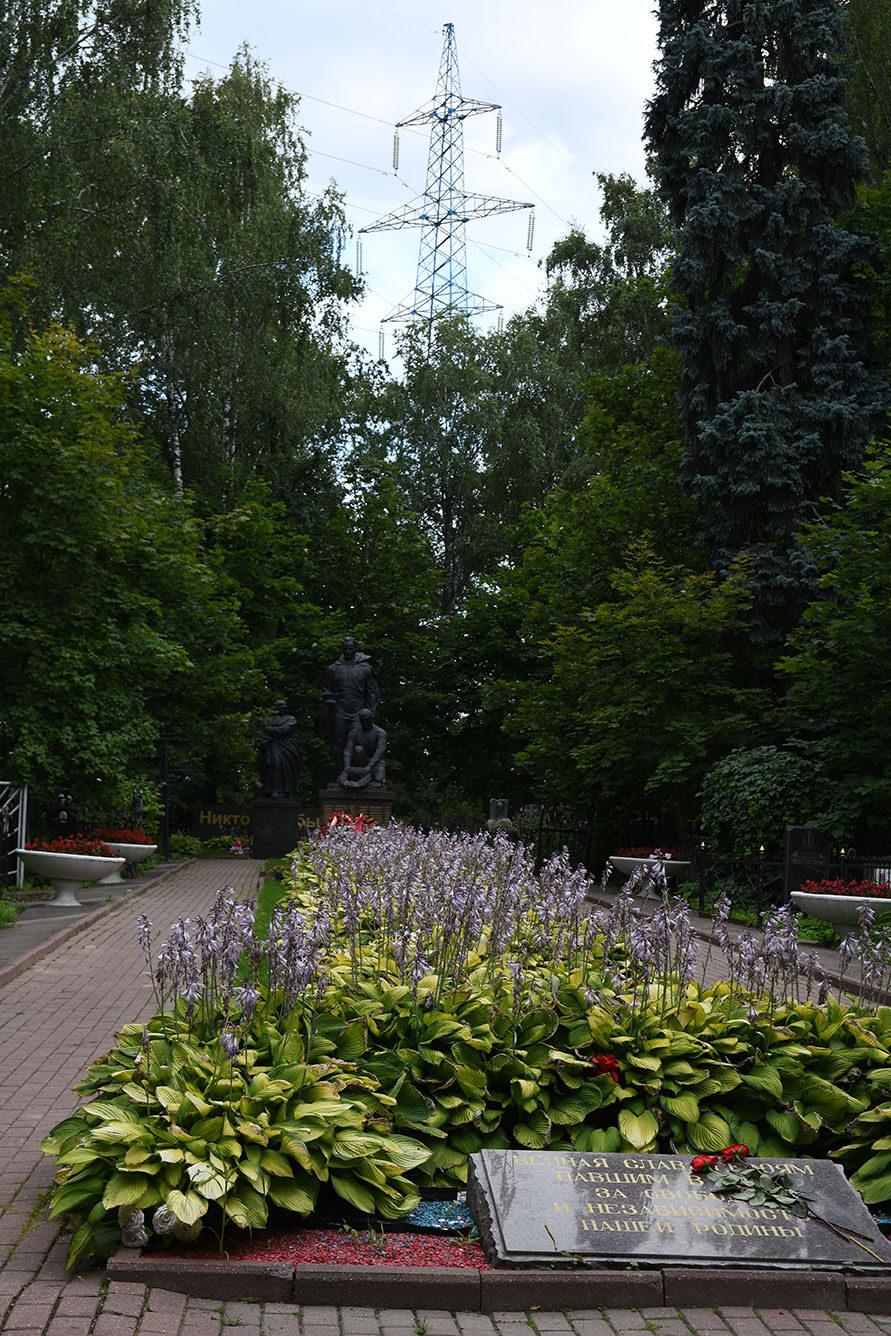 Перовское кладбище. Фото 5