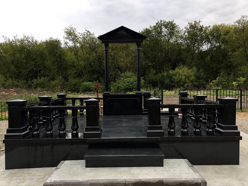 Пироговское кладбище. Фото 3