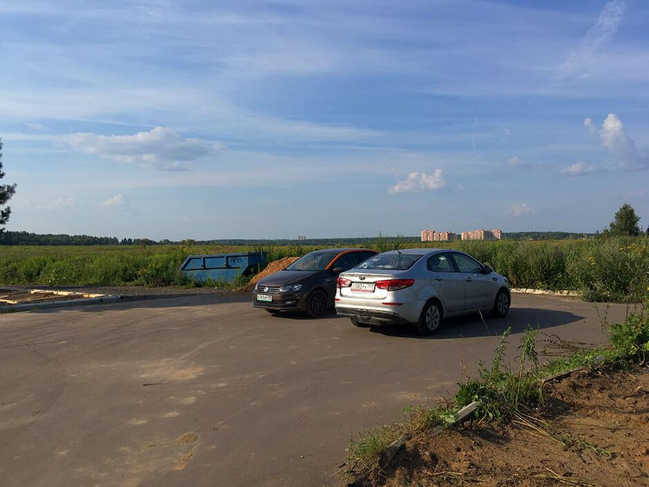 Гражданское кладбище Поварово. Фото 8