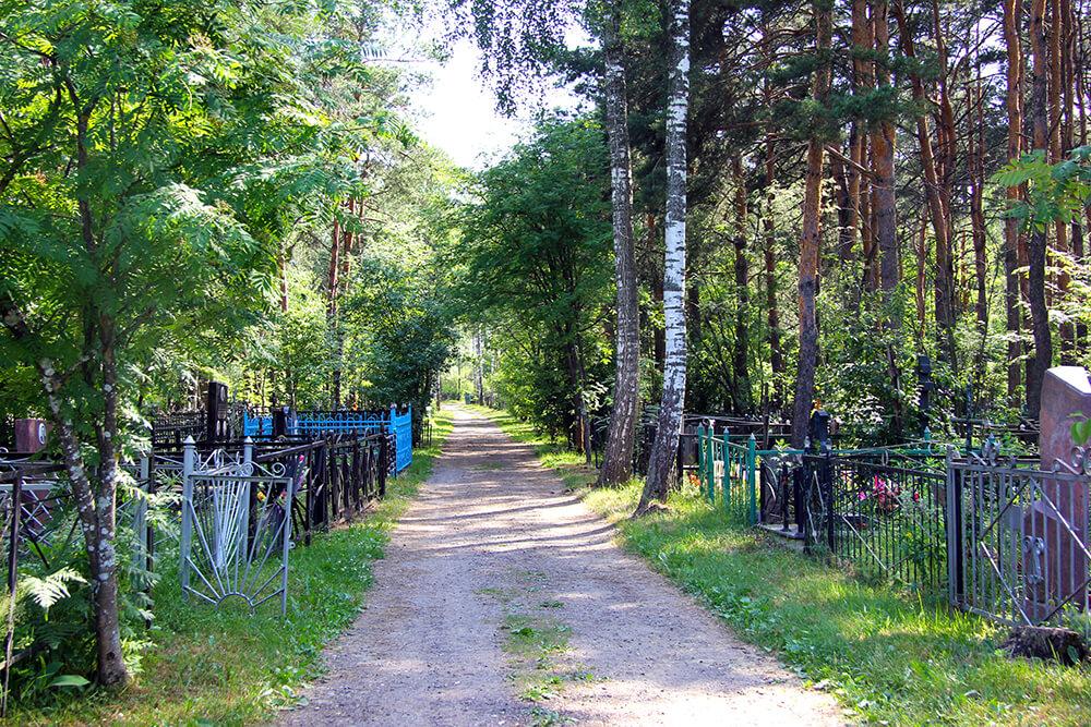 Родниковское кладбище. Фото 10