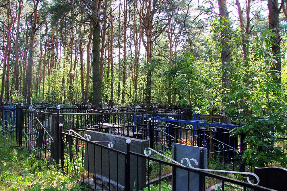 Родниковское кладбище. Фото 14