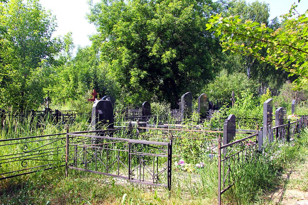 Родниковское кладбище. Фото 2