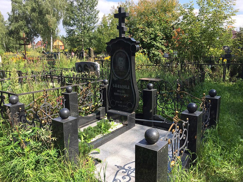 Родниковское кладбище. Фото 4
