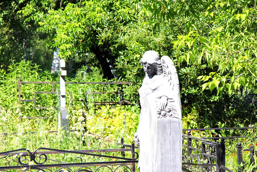 Родниковское кладбище. Фото 6