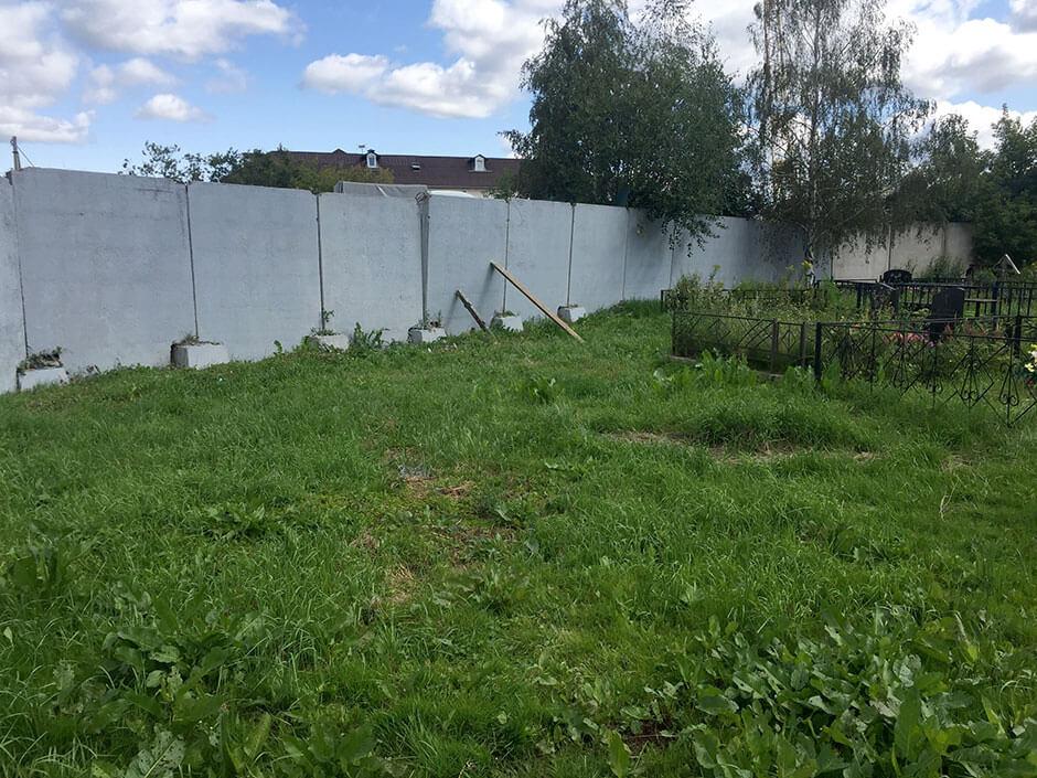 Саларьевское кладбище. Фото 6