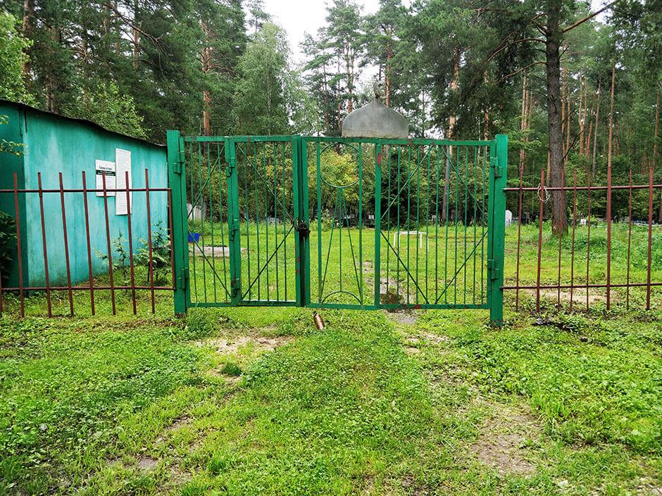 Старокупавинское городское кладбище. Фото 3