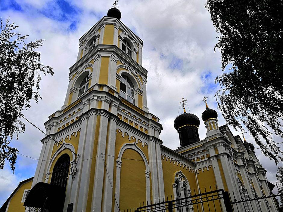 Трахонеевское кладбище. Фото 3