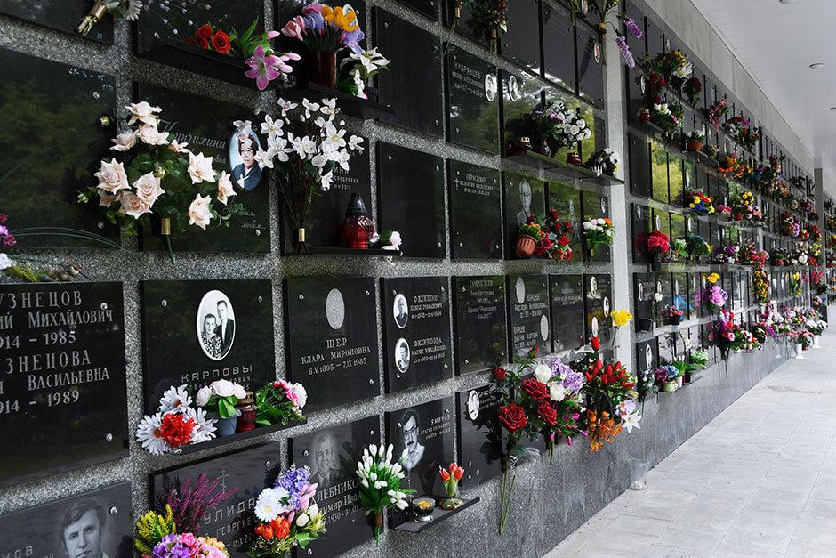 Ваганьковское кладбище. Фото 2