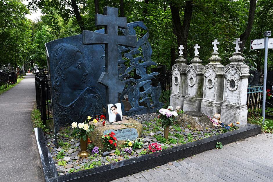 Ваганьковское кладбище. Фото 4