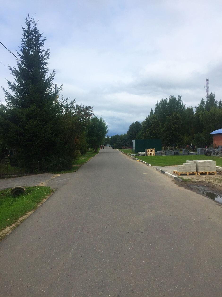 Волковское кладбище. Фото 5