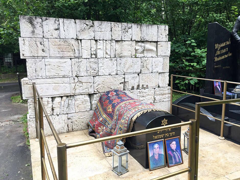 Востряковское северное кладбище. Фото 5