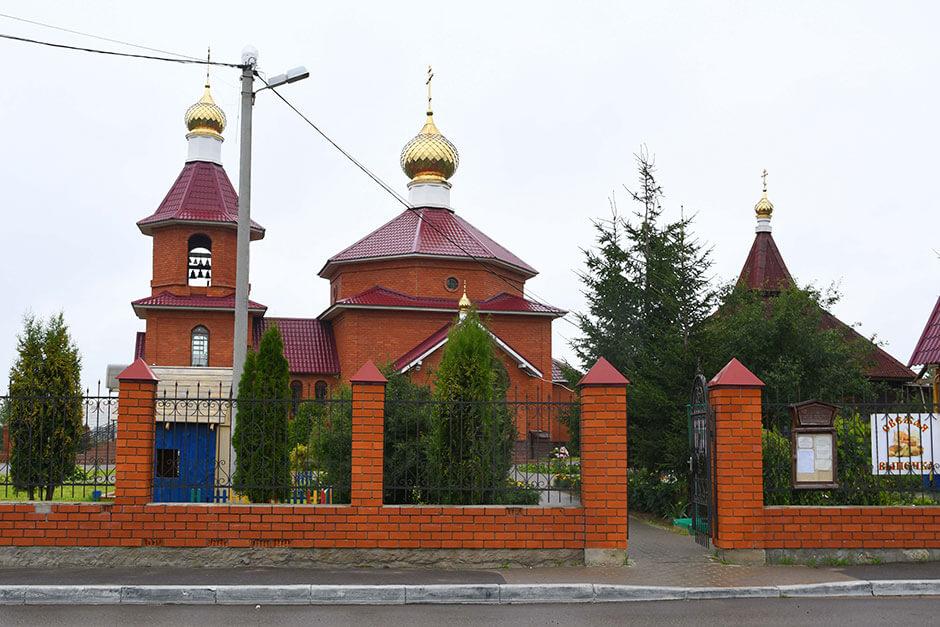 Востряковское кладбище. Фото 1