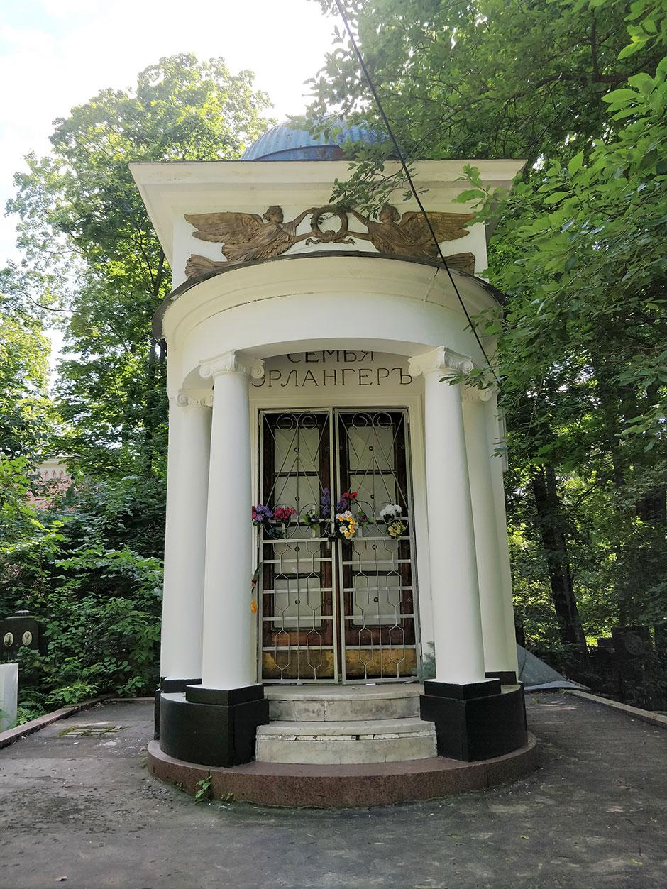 Введенское кладбище. Фото 3