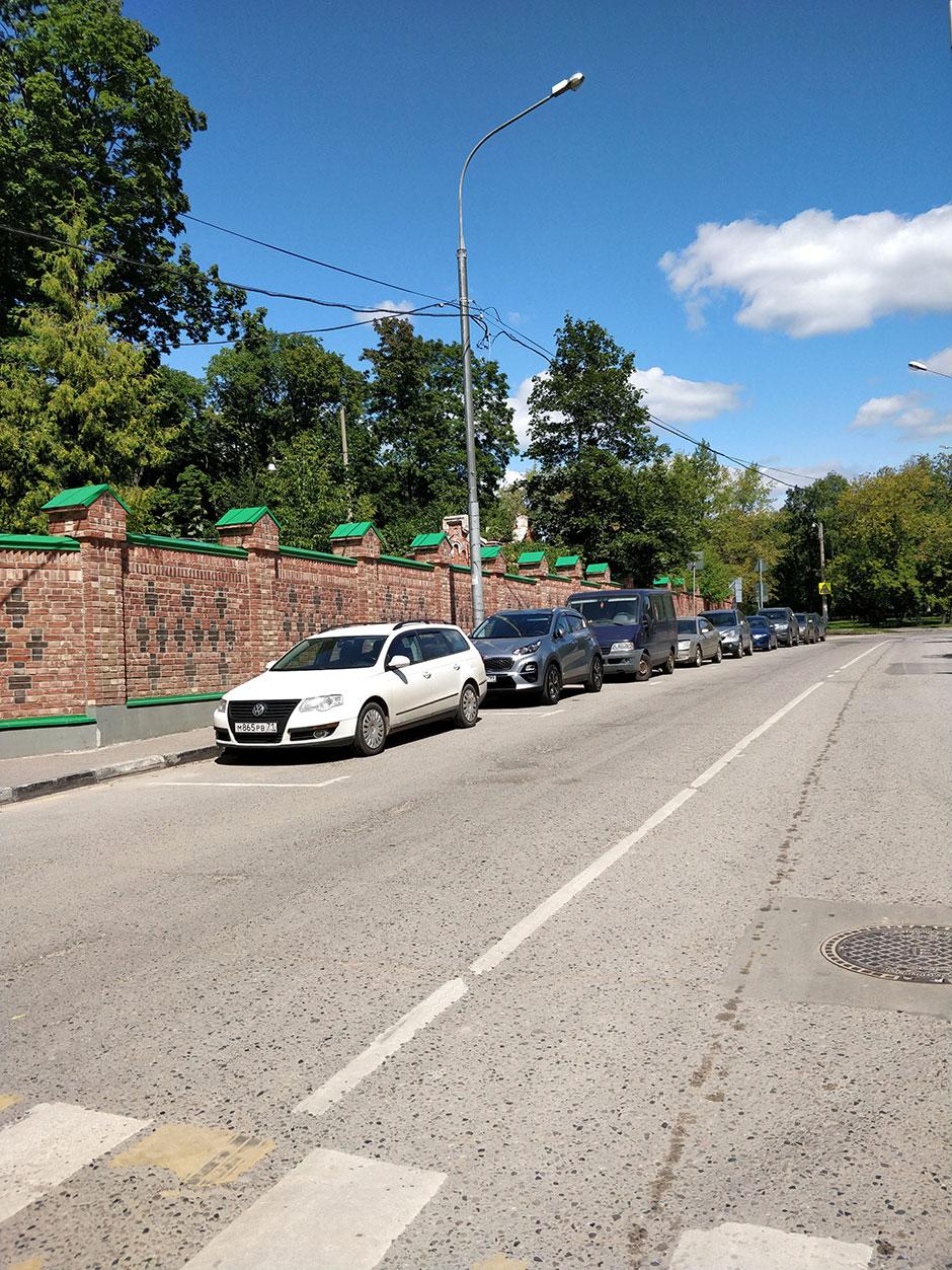 Введенское кладбище. Фото 6
