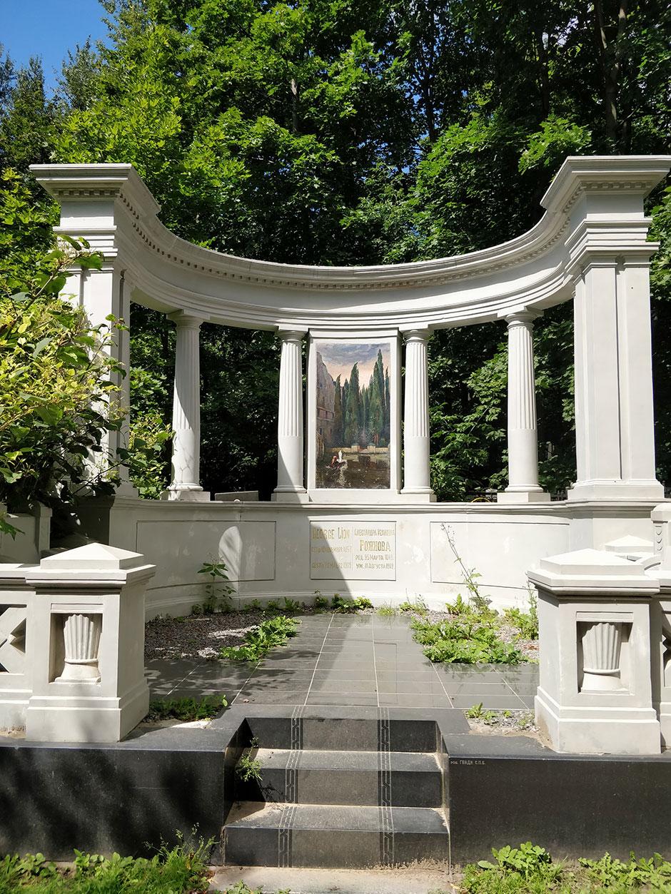 Введенское кладбище. Фото 8