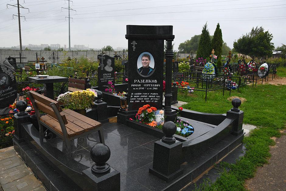 Заболотьевское кладбище. Фото 4
