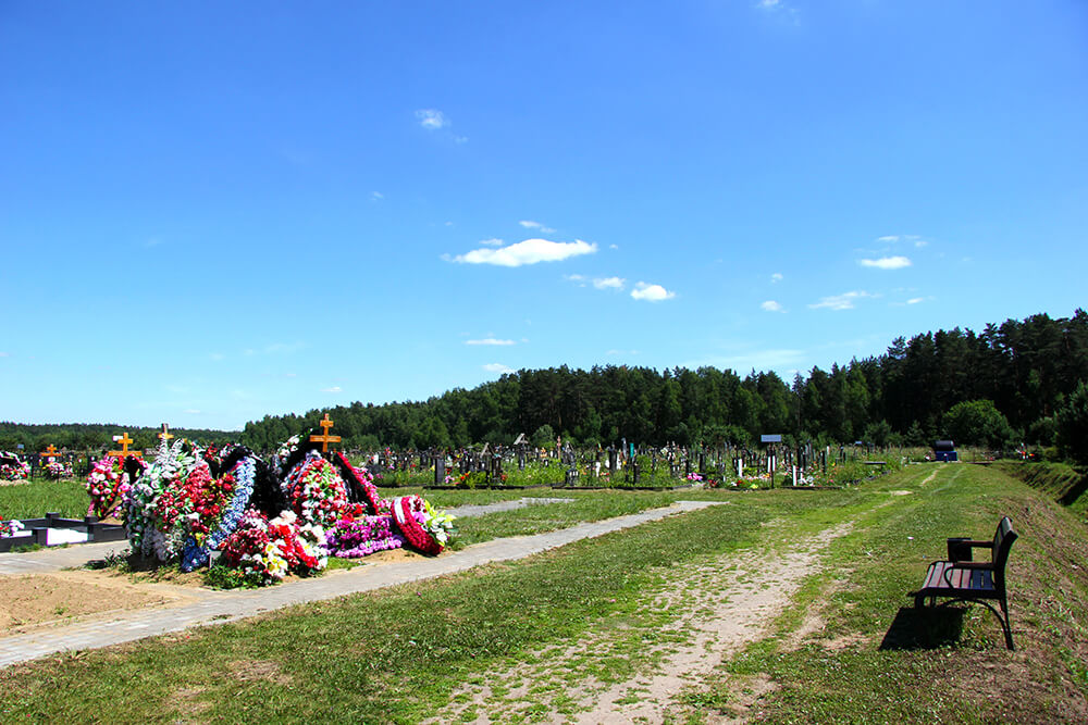 Загорновское кладбище. Фото 3