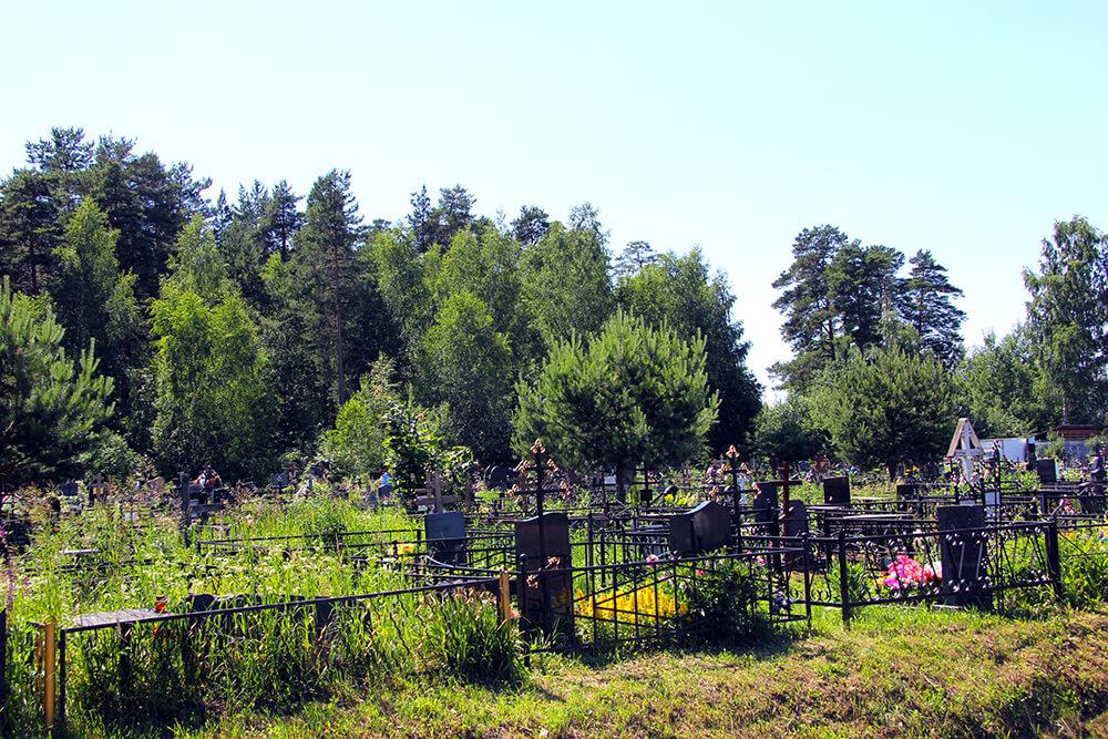 Загорновское кладбище. Фото 5