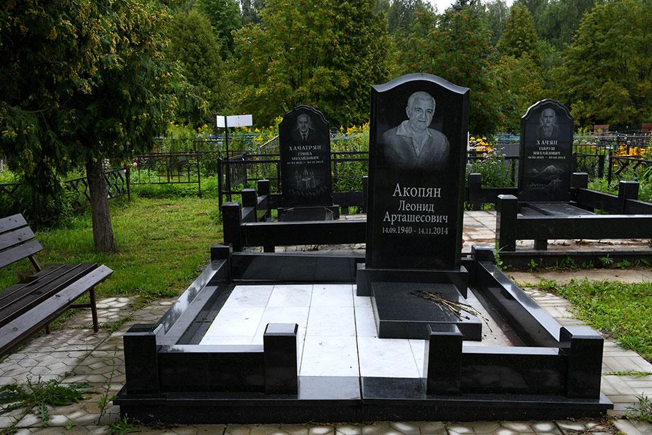 Жеребятьевское кладбище. Фото 2