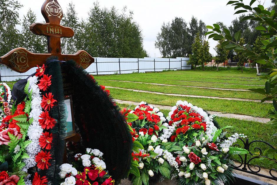 Жеребятьевское кладбище. Фото 3