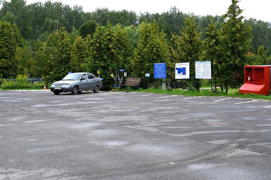 Жеребятьевское кладбище. Фото 5